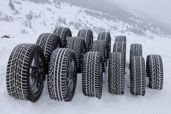 pneumatici invernali mantova