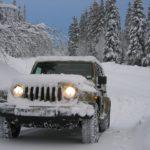 Guidare con neve e pioggia: i nostri consigli