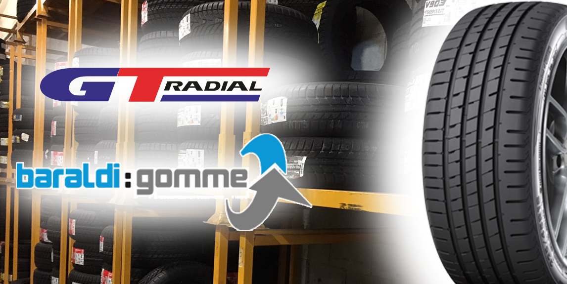 Baraldi Gomme GT Radial