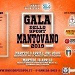 Baraldi Gomme partner ufficiale del Gala dello Sport Mantovano 2019