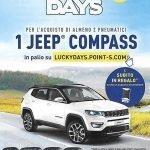 Da Baraldi Gomme Lucky Days fino al 31 maggio: in palio una Jeep Compass!